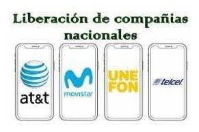 liberación de celulares mexico