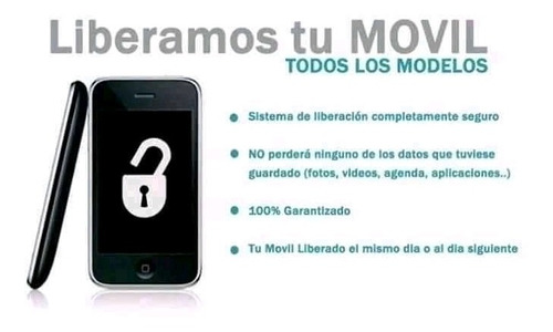 liberacion de iphone y celulares
