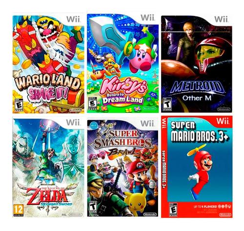 liberación de nintendo wii para leer juegos desde usb