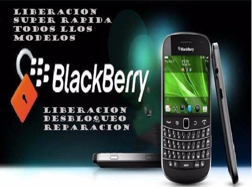 liberacion super rapida por codigo de todos los blackberrys