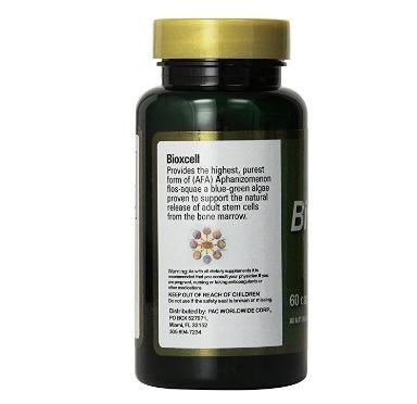 liberador de células madre -  bioxcell algas afa