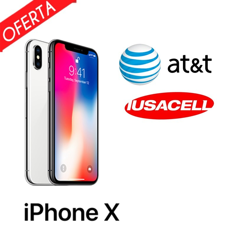 98f571aa372 liberar / desbloquear iphone x (at&t mx / iusacell) por imei. Cargando zoom.