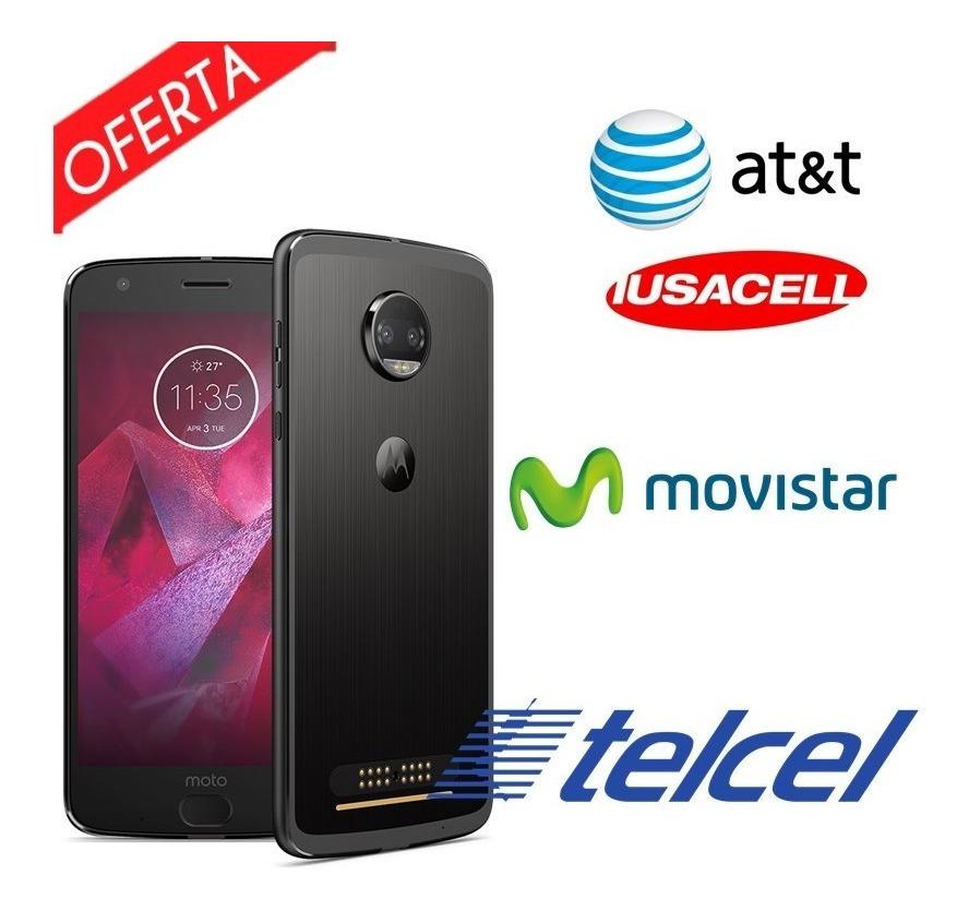 533cbfa1c8a Liberar / Desbloquear Motorola Moto Z2 Play Z2force Por Imei ...