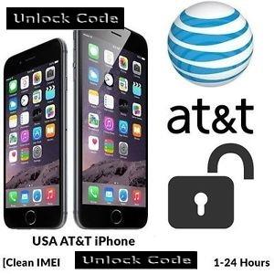liberar desbloquear unlock iphone por imei clean at&t u s a