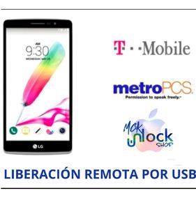 Liberar Lg Aristo, K20, Stylo 2 Y 3, T-mobile / Metropcs