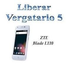 liberar liberacion zte blade l110 l111 rapido
