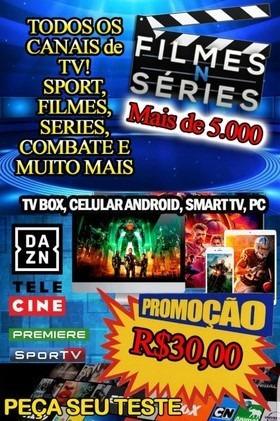 libero mais de 10 mil contúdos para sua tv box!!!
