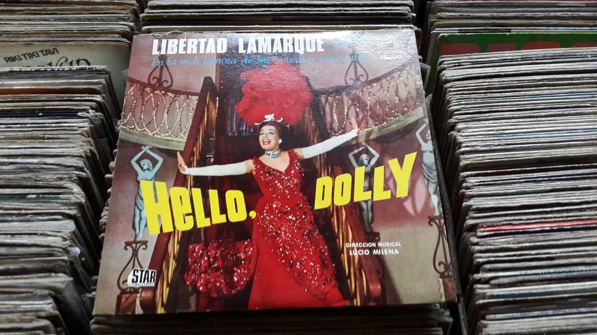 Resultado de imagen para hello dolly musical libertad lamarque