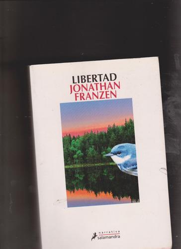 libertad(jonathan franzen)