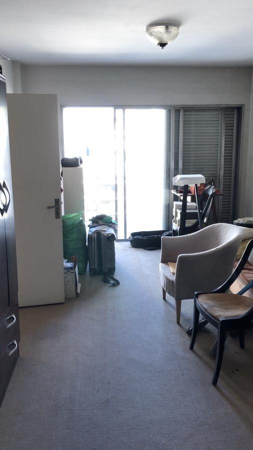 libertador y salguero - 2 ambientes piso alto y cochera! 50m2