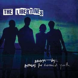 libertines the anthems for doomed youth cd nuevo