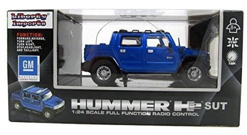 liberty imports hummer h2 suv función completa r / c radio c
