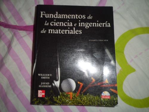 lib.fundamentos de la ciencia e ingenieria de los materiales