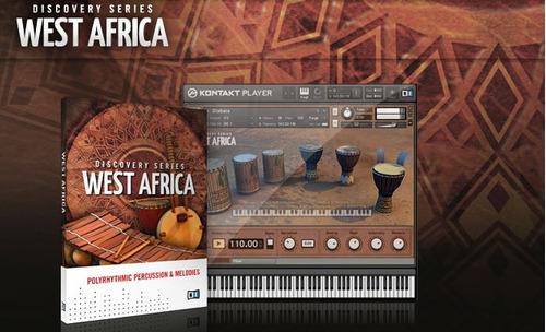 library kontakt (west africa)