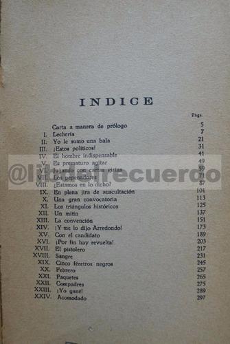 librcrd acomodaticio, de gregorio lópez y fuentes (1943)
