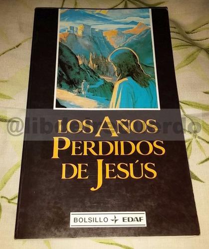librcrd los años perdidos de jesús, de elizabeth c. prophet
