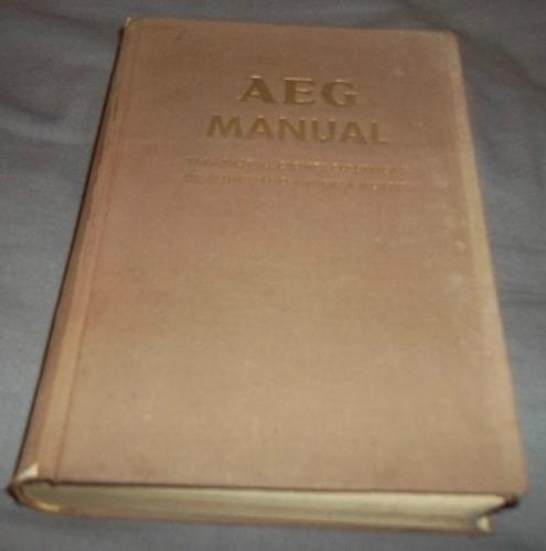 librcrd manual aeg instalaciones eléctricas alumbrado (1956)