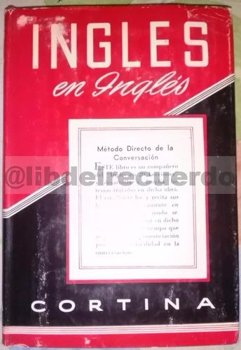librcrd método cortina inglés en inglés (1956) 20 lecciones