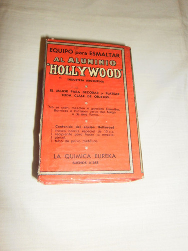 libreria antigua equipo para esmaltar hollywood eureka