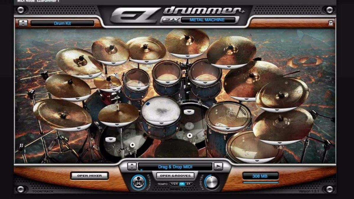 Resultado de imagen para EZdrummer 2