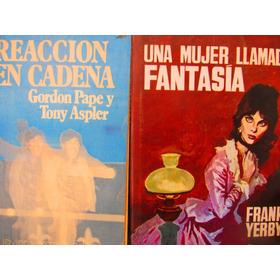 Libreriaweb 2x1 Frank Yerby Y Gordon Pape Y Tony Aspler