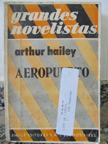 libreriaweb aeropuerto - arthur hailey