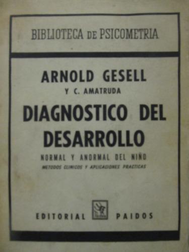 libreriaweb diagnostico del desarrollo por gesell y amatruda