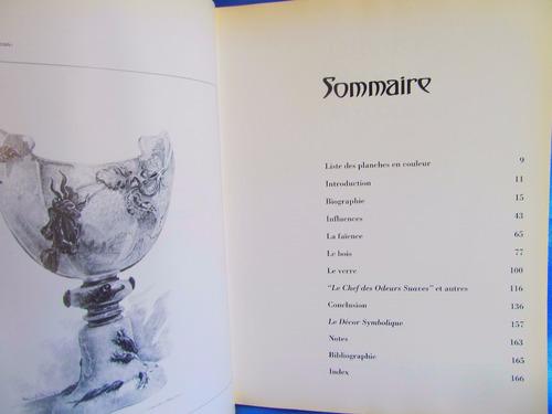 libreriaweb emile galle por philippe garner / flammarion