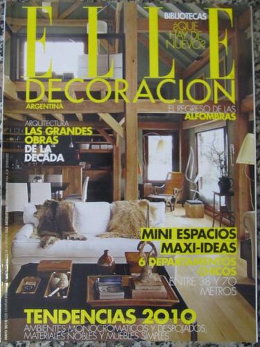 libreriaweb lote de 2 revistas e decoración