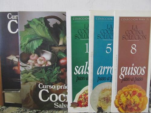libreriaweb lote de 4 revistas de cocina