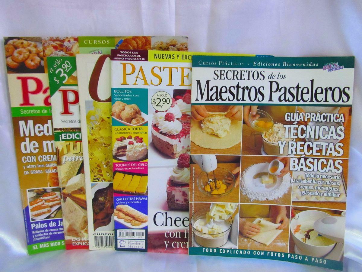 Libreriaweb Lote De 5 Revistas De Cocina Chocolate Pasteleri 152