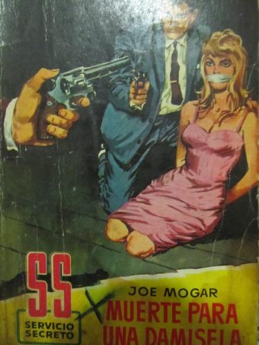 libreriaweb muerte para una damisela por joe mogar