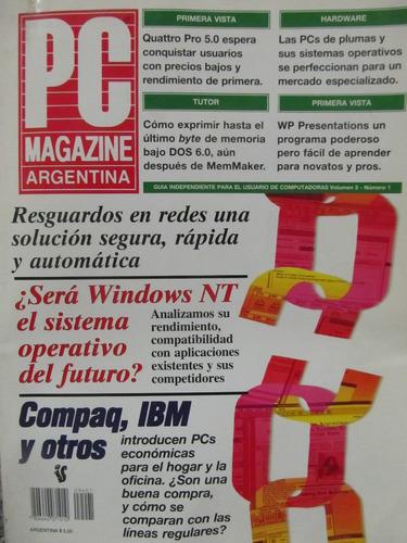 libreriaweb pc magazine argentina volumen 5 numero 1