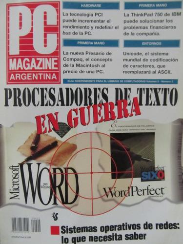 libreriaweb pc magazine argentina volumen 5 numero 2