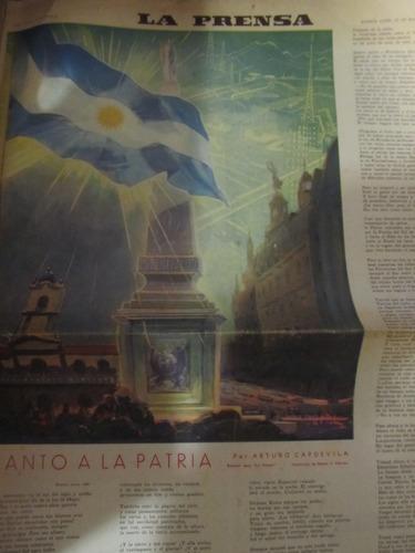 libreriaweb recorte diario la prensa canto a la patria