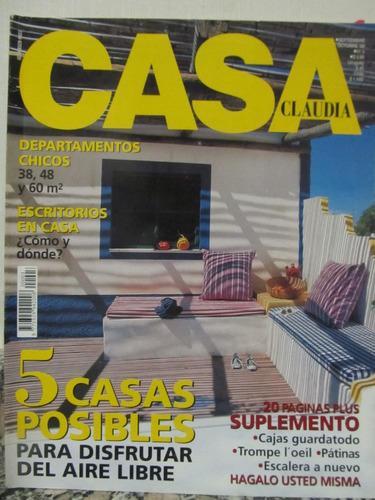 libreriaweb revista casa claudia - numero 3