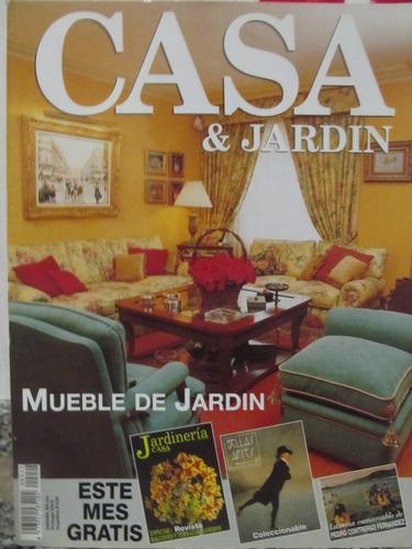 libreriaweb revista casa y jardin - n 242