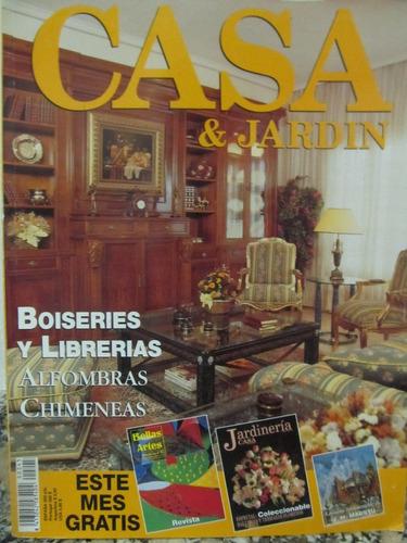 libreriaweb revista casa y jardin - n 245