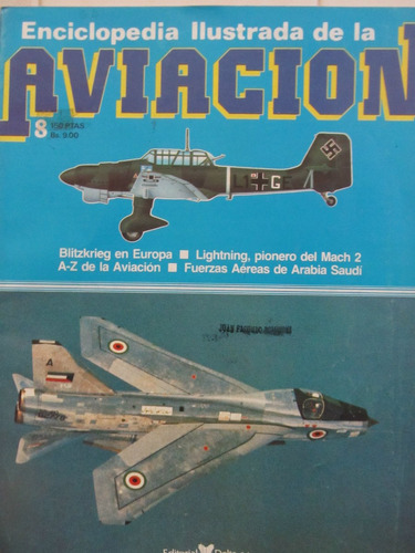 libreriaweb revista de aviacion guerra fuerza aerea nro. 8