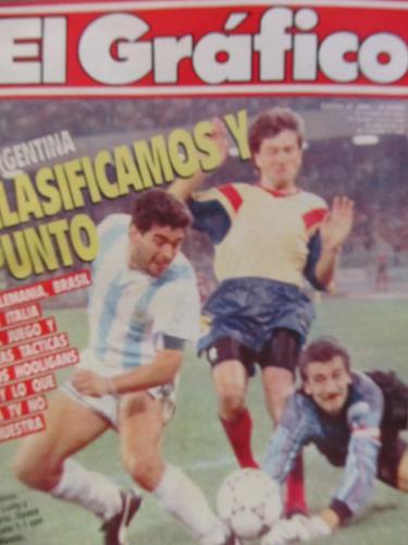 libreriaweb revista el grafico futbol mundial numero 3689