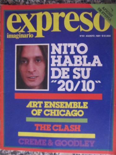libreriaweb revista expreso imaginario n 61 ago 81 nito clas
