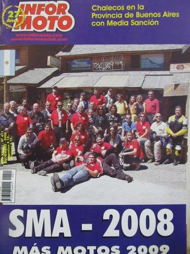 libreriaweb revista informoto motociclismo motos numero 411