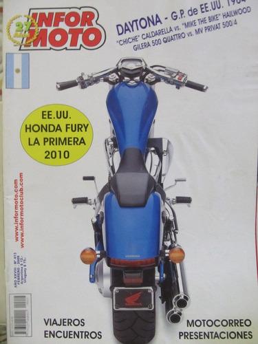 libreriaweb revista informoto motociclismo motos numero 413