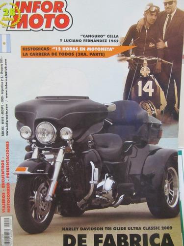 libreriaweb revista informoto motociclismo motos numero 419