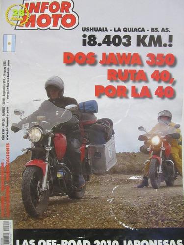 libreriaweb revista informoto motociclismo motos numero 426