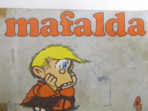 libreriaweb revista mafalda nro 4 de coleccion