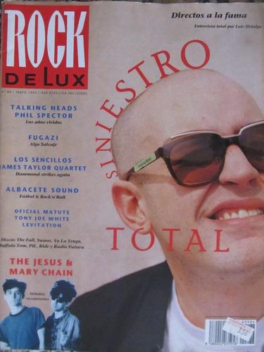 libreriaweb revista rock delux n 86 may 92 siniestro total