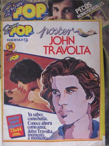 libreriaweb revista super pop n 39 john travolta miguel bose