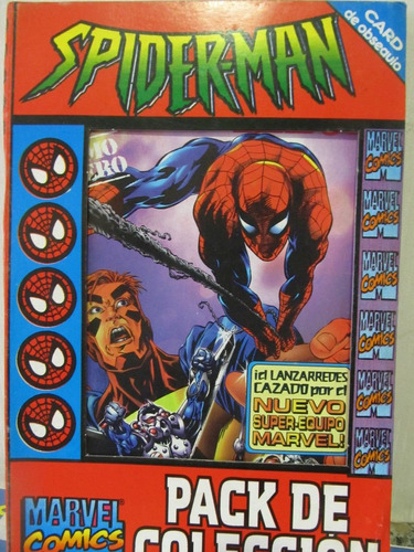 libreriaweb spiderman pack de coleccion 4 revistas