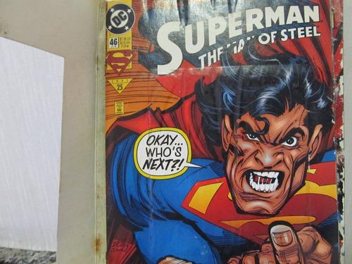 libreriaweb superman collector's set 7 revistas